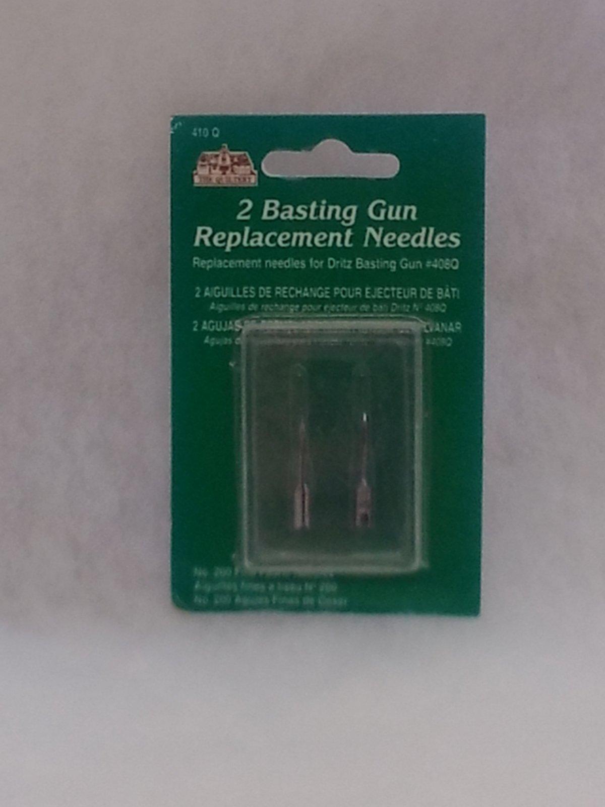 Replacement Needles Dritz Basting Gun #408Q