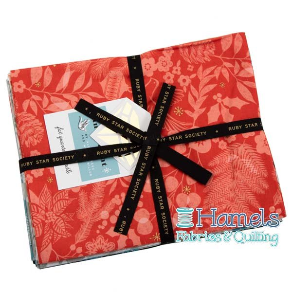 Candlelight Prints Fat Quarter Bundle