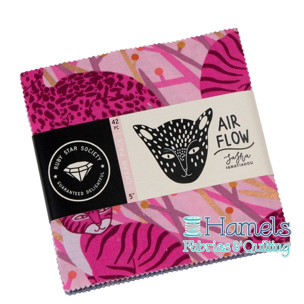 Airflow Charm Pack