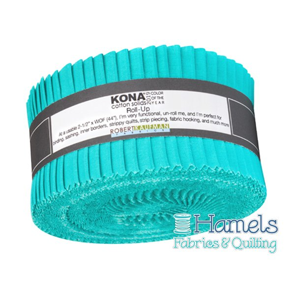 Kona Cotton Solids Roll Up - Color of the Year 2019