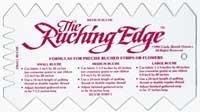 The Ruching Edge