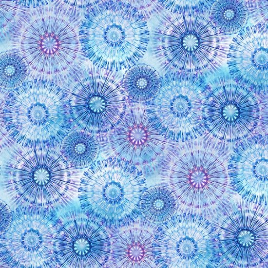 Bohemiam Blends Digital 24754-120-Hyacinth