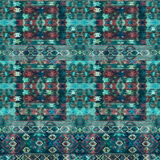 Bohemiam Blends Digital 24780-21-Teal