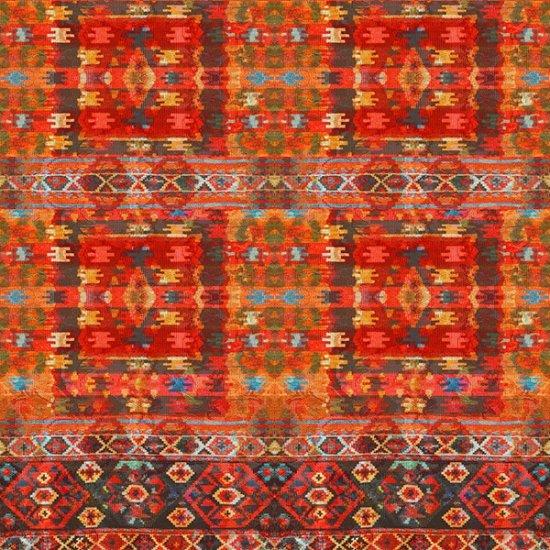 Bohemian Blends Digital 24780-431-Cayenne