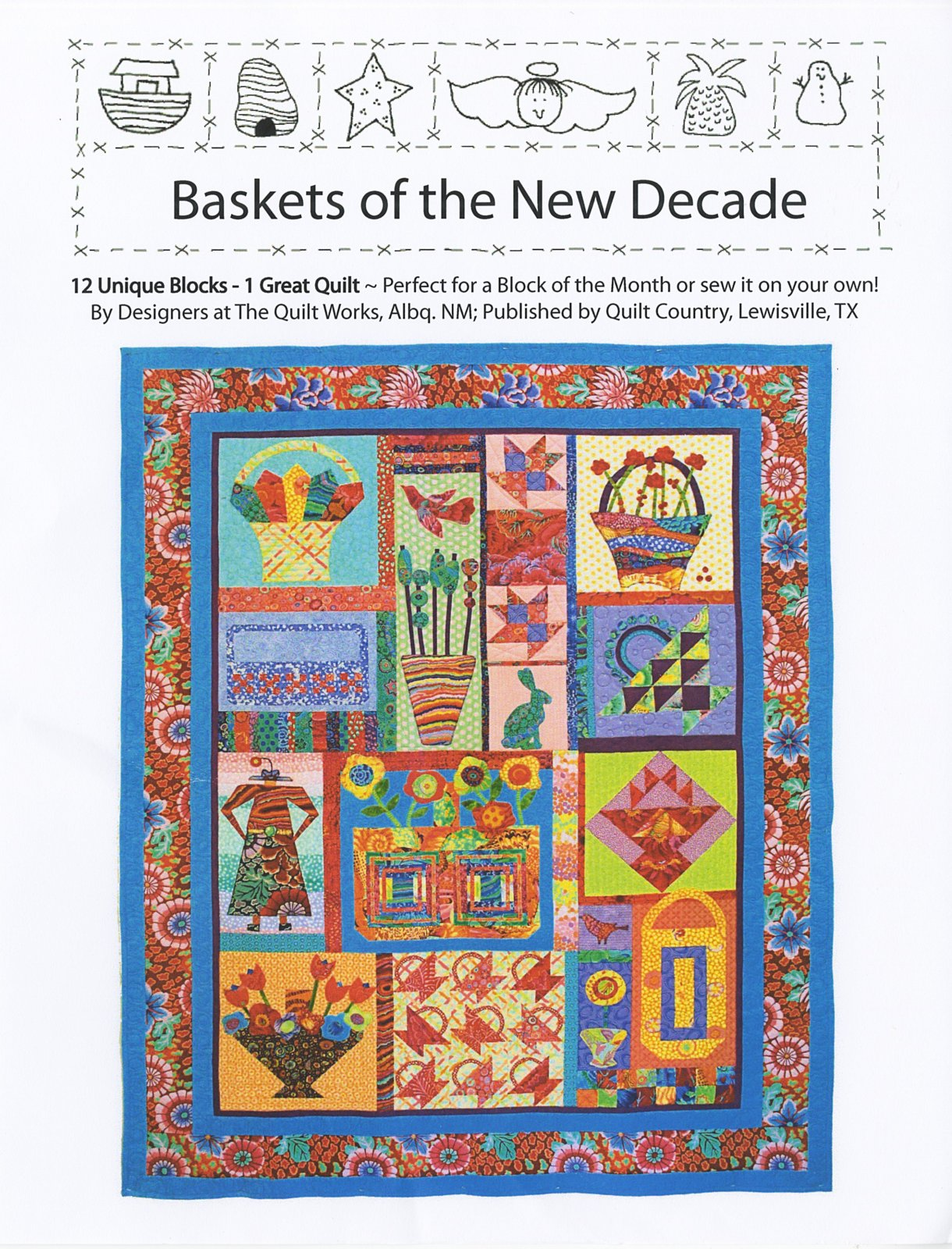 Baskets For the New Decade