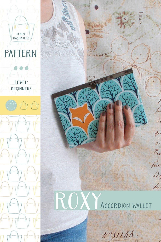 Roxy Accordian Wallet