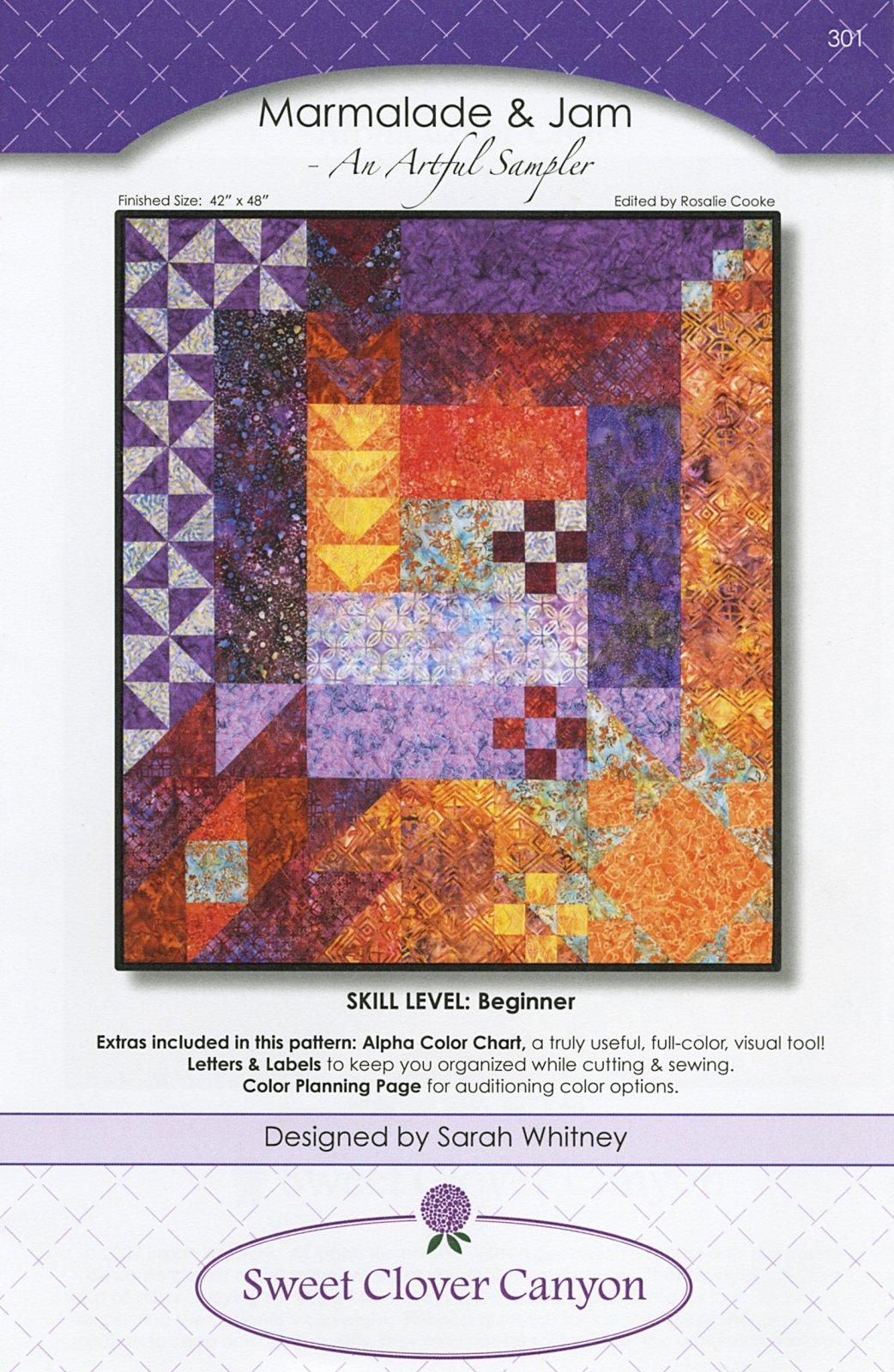 Marmalade & Jam - A Artful Sampler