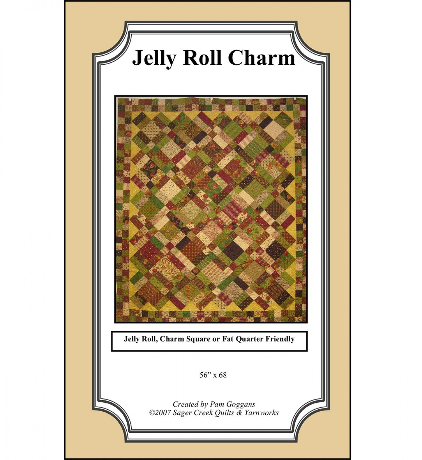 Jelly Roll Charm
