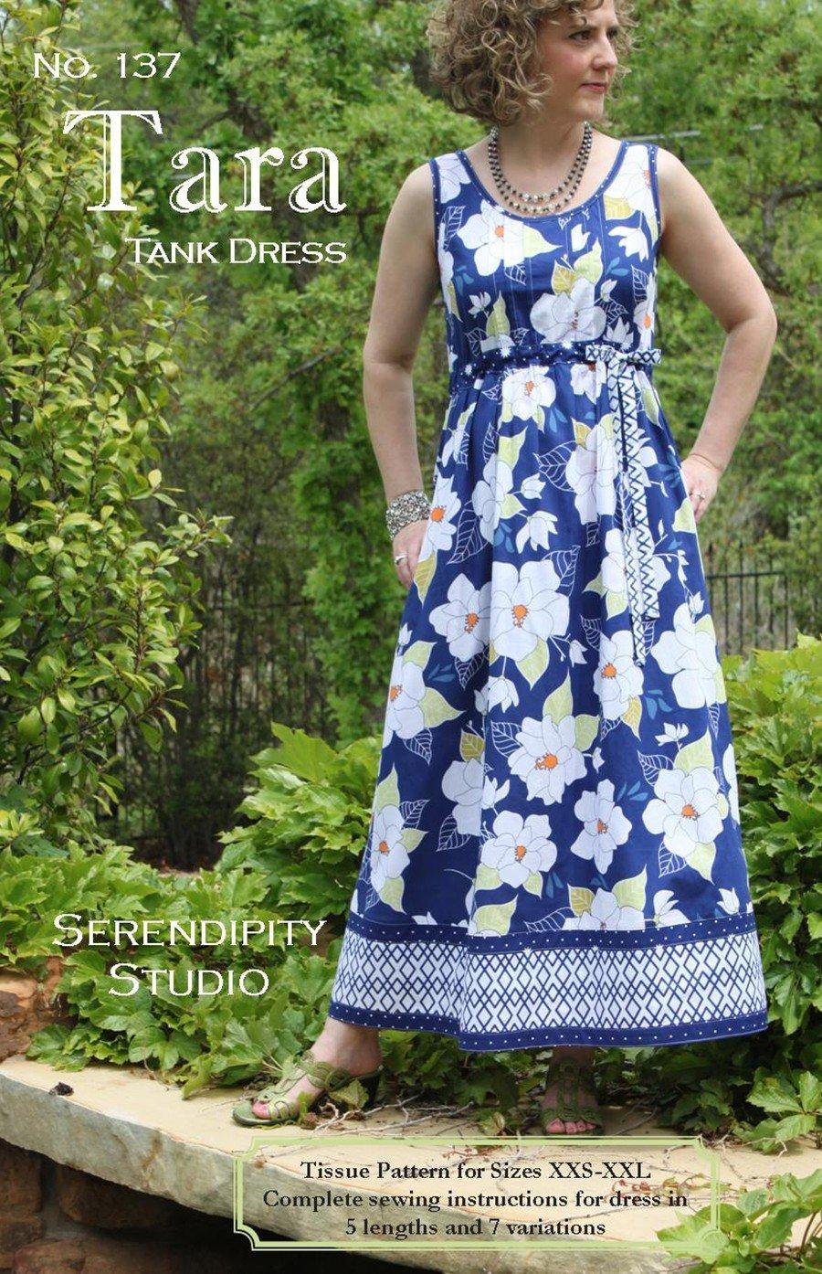 Tara Tank Dress