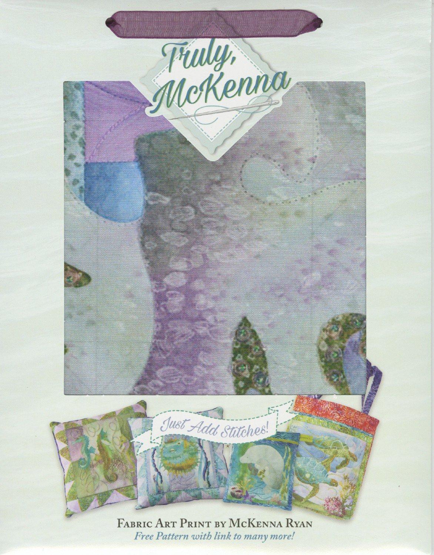 Twinkletoes Sea Breeze Art Print Panel