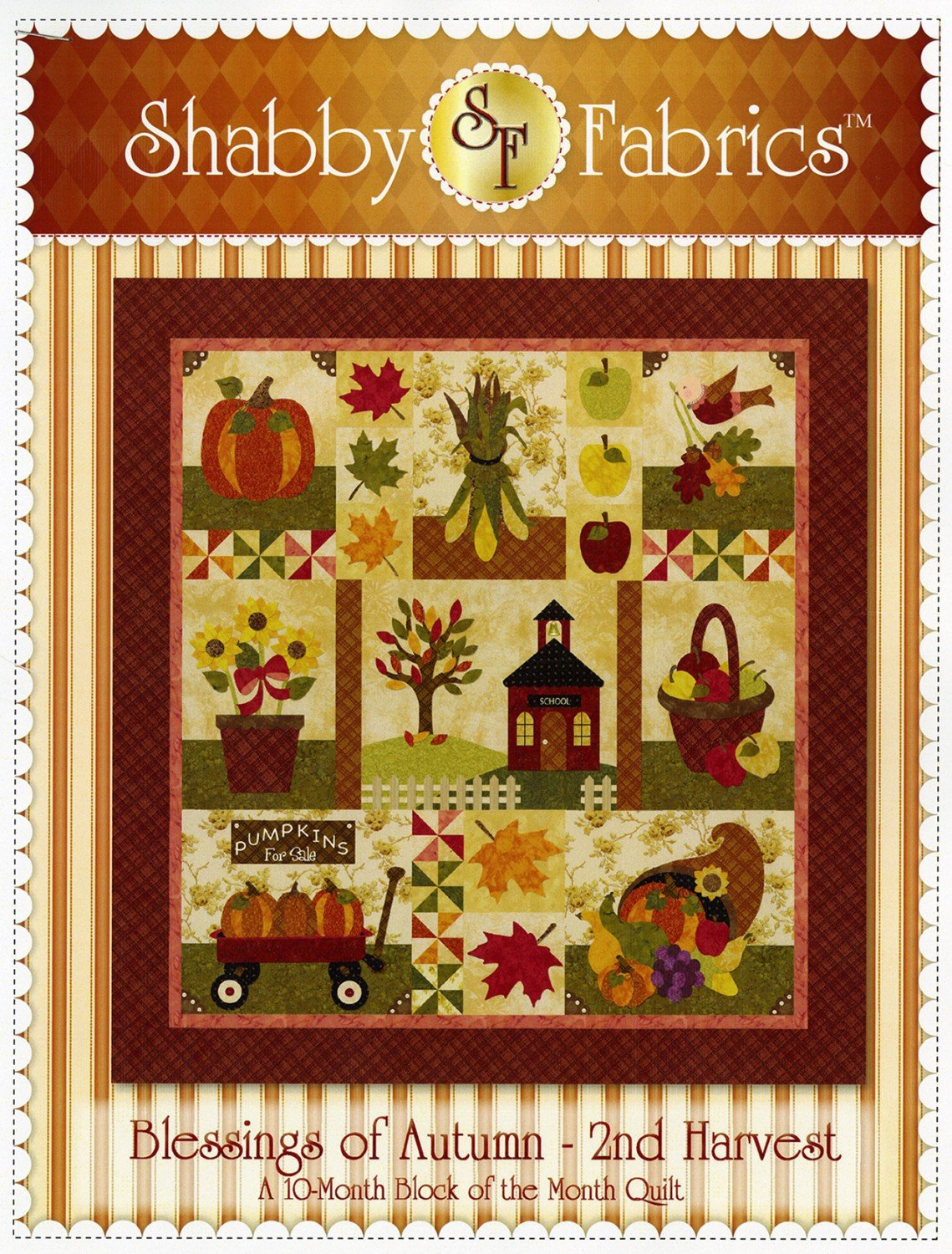 Blessings of Autumn - 2nd Harvest - Complete Pattern Set