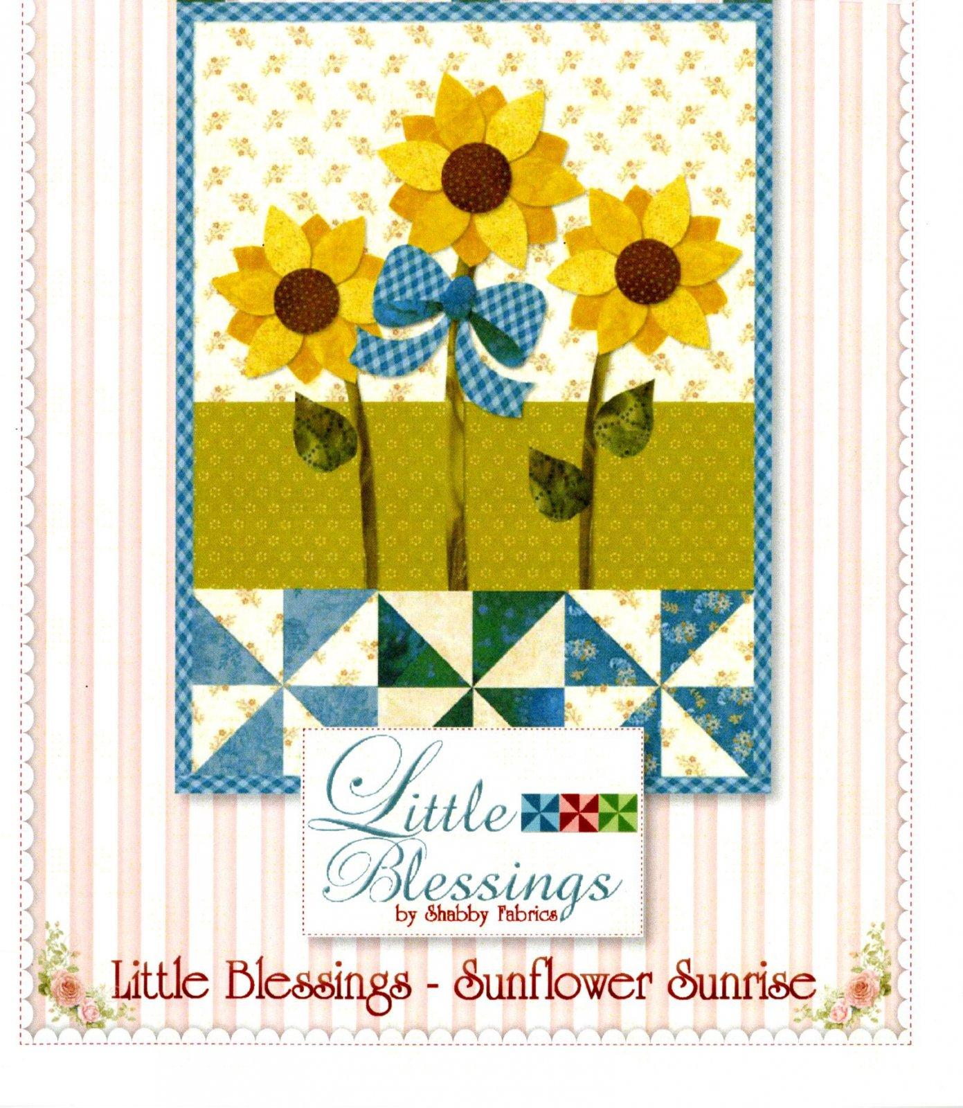 Little Blessings - Sunflower Sunrise