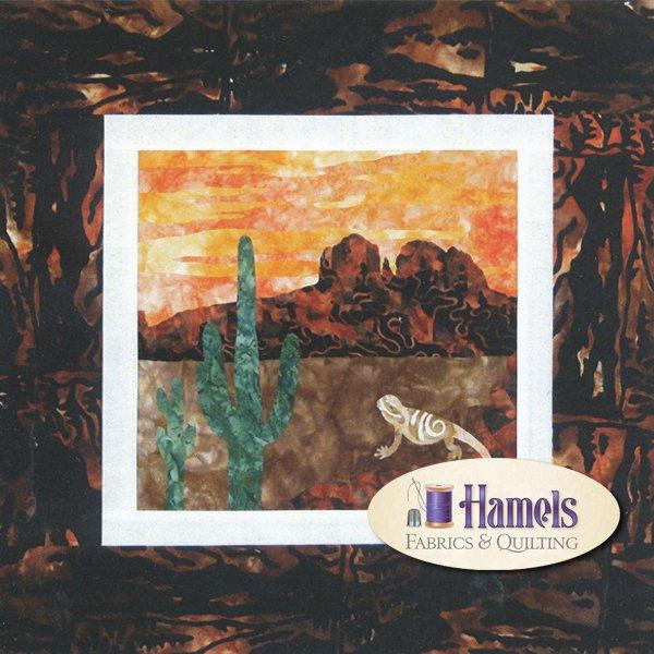 Canyon States Wall Hanging Kit