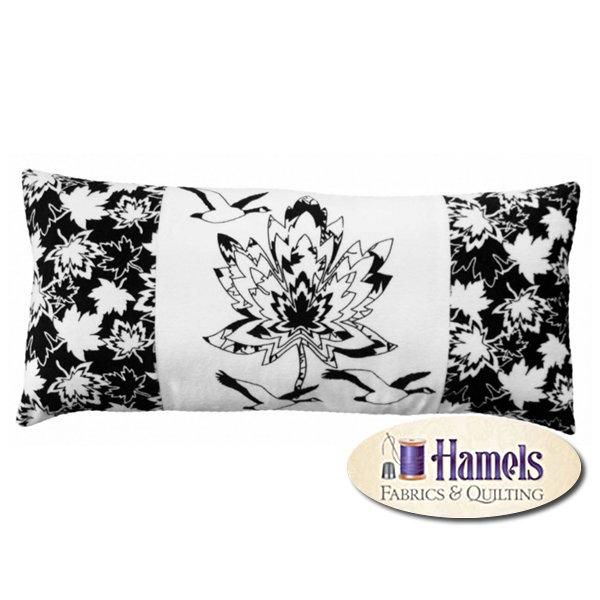 Homecoming Bench Pillow Kit By Shania Sunga - BLACK