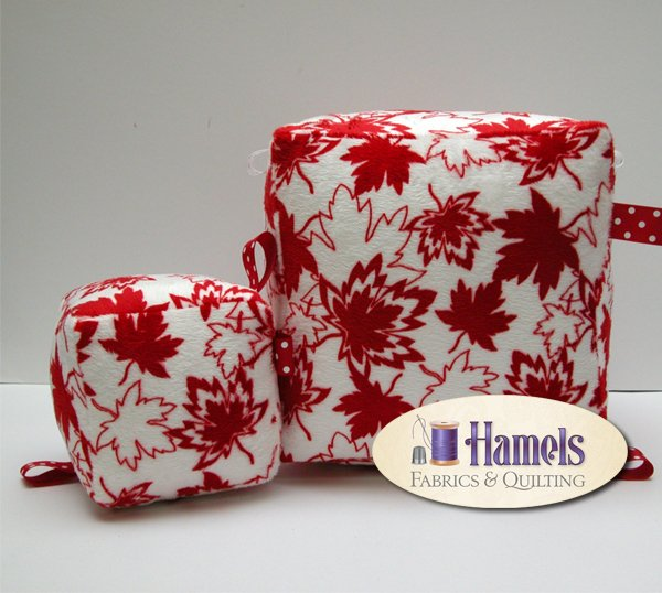 Canada Cubes Kit - Red