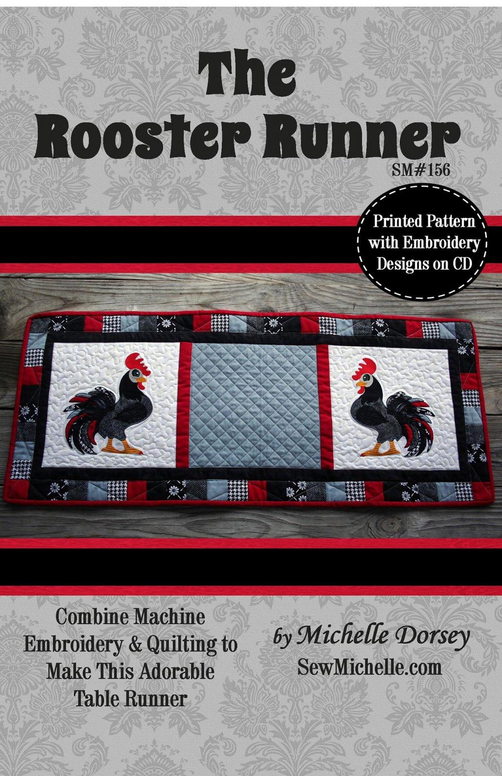 CD Rooster Runner