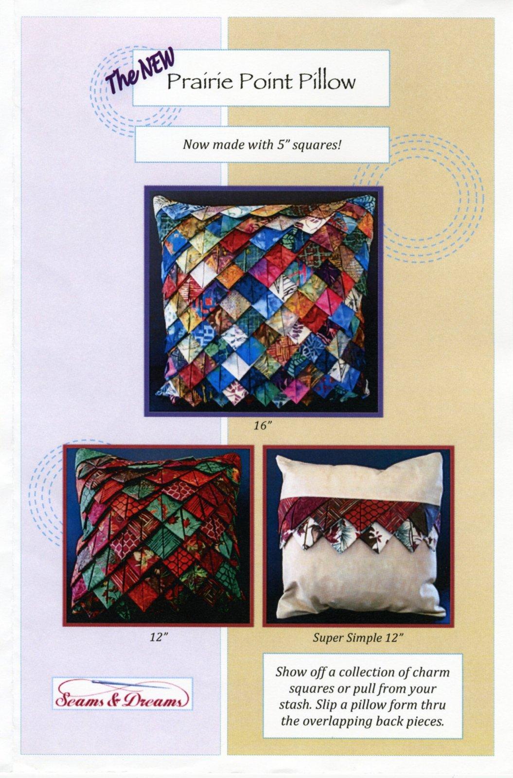 New Prairie Point Pillow