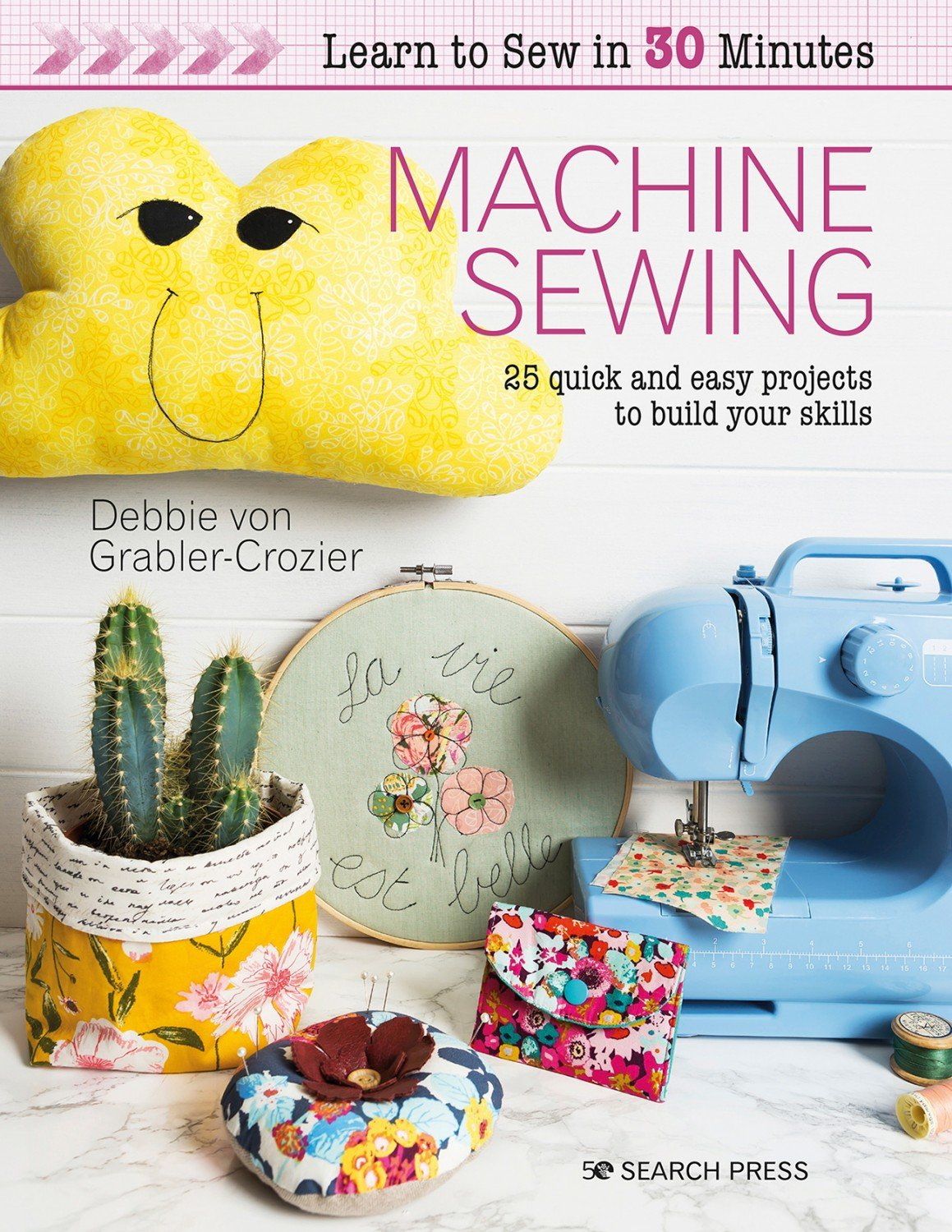 Learn to Sew in 30 Minutes Machine Sewing
