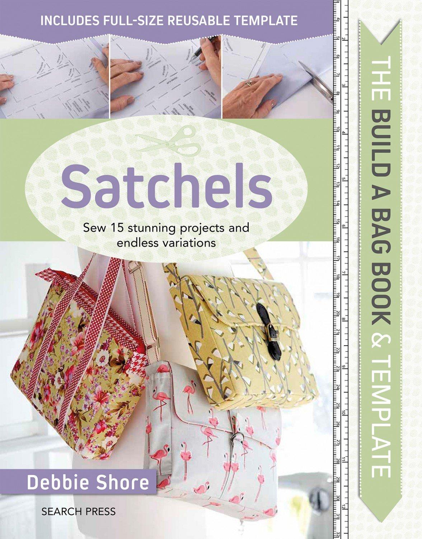 Build A Bag Book & Templates Satchels