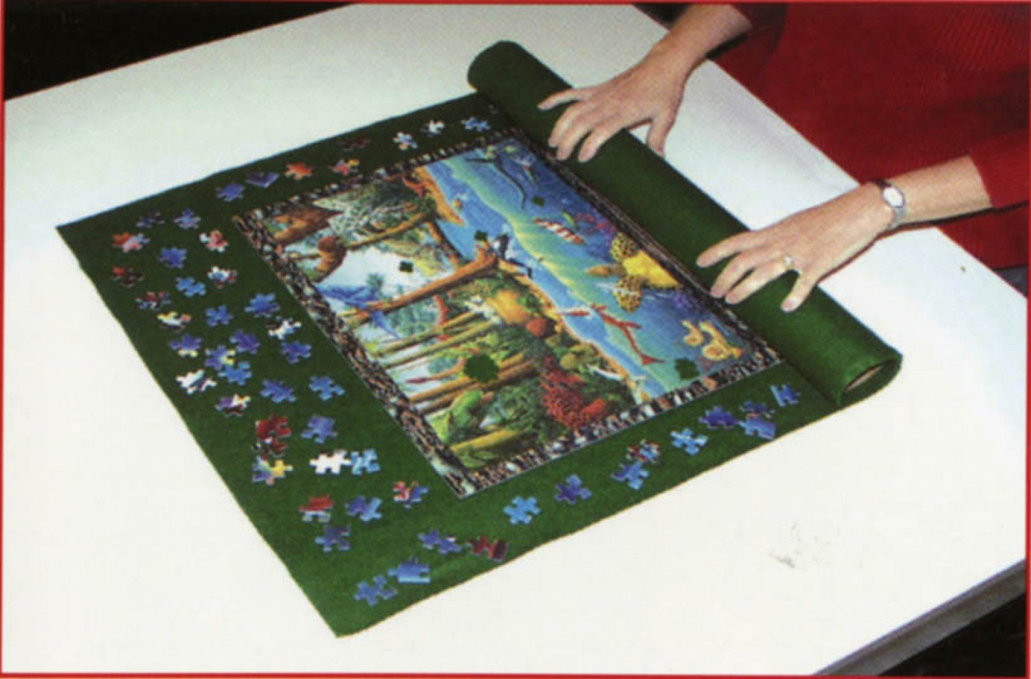 Puzzle Roll-Up *Now Taking Pre-Orders*