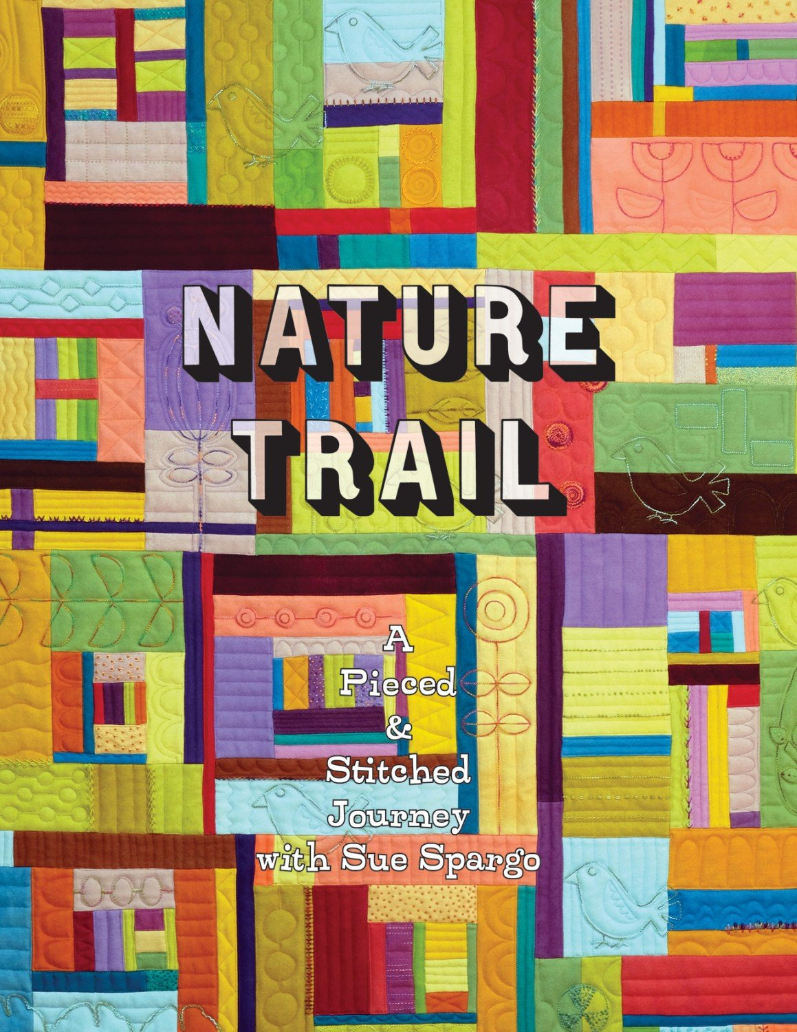 Nature Trail Pattern Booklet