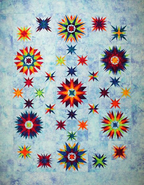 Summer Solstice Block of the Month