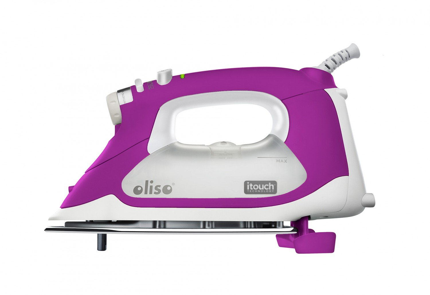 Oliso Smart Iron Purple