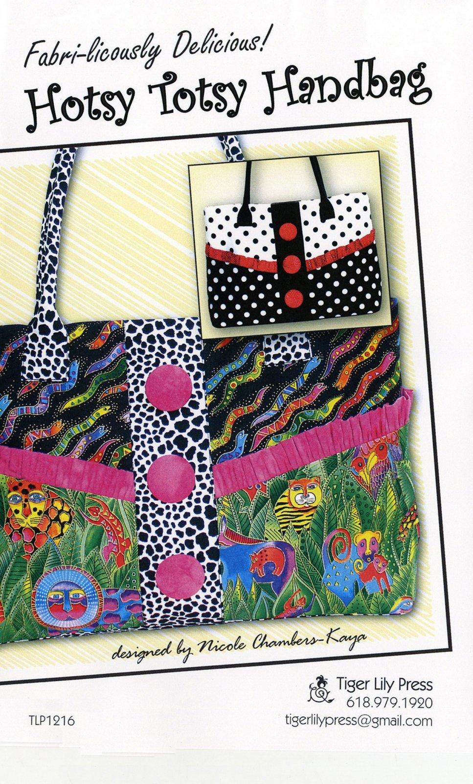 Hotsy Totsy Handbag