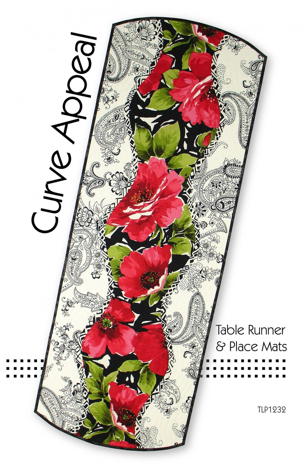 Curve Appeal Table Runner & Place Mats
