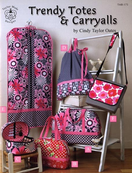 Trendy Totes & Carryalls - Softcover