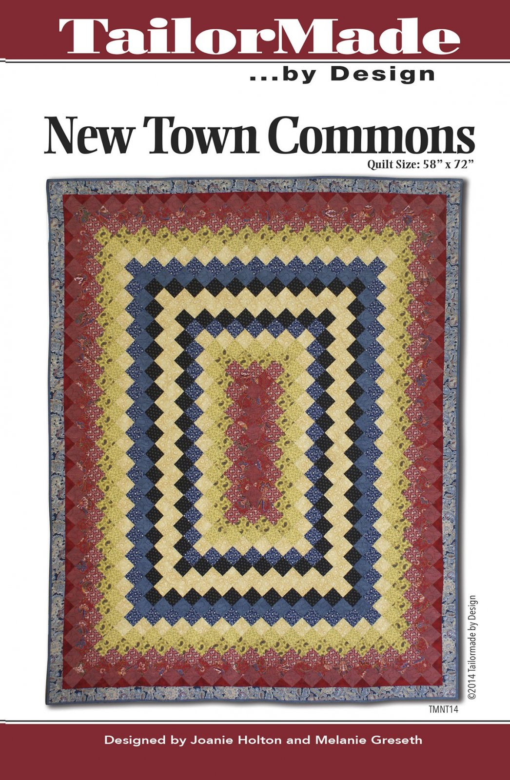 New Town Commons Quilt