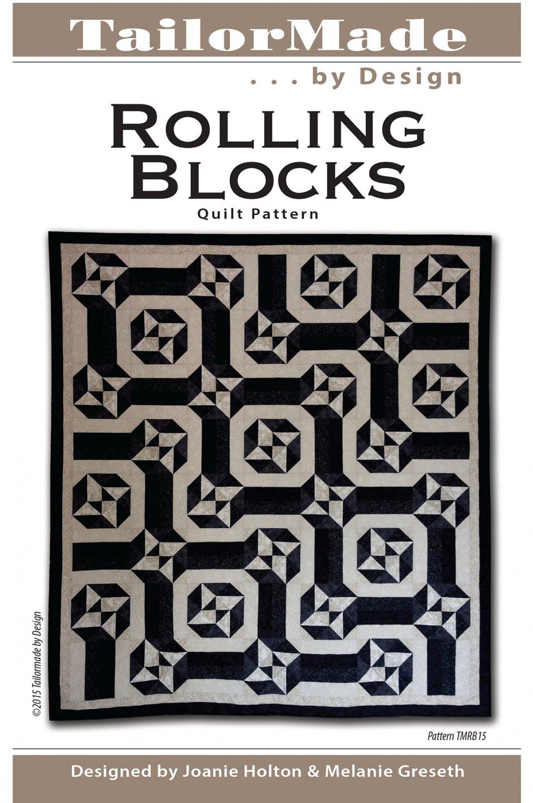 Rolling Blocks Quilt