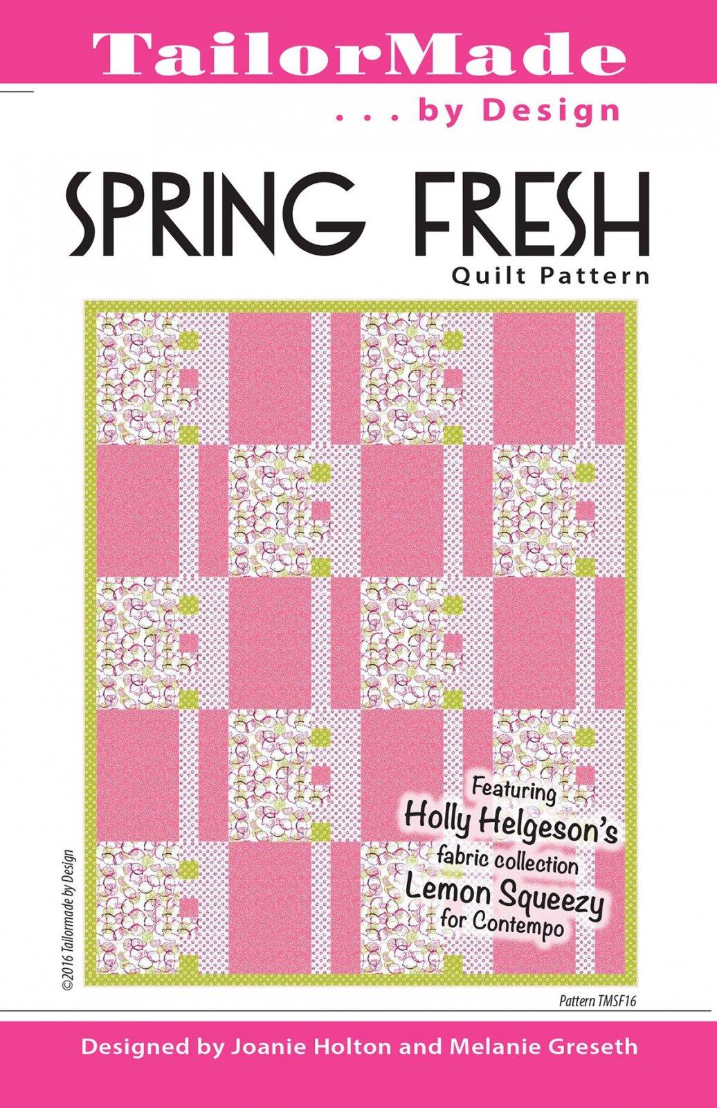 Spring Fresh Quilt