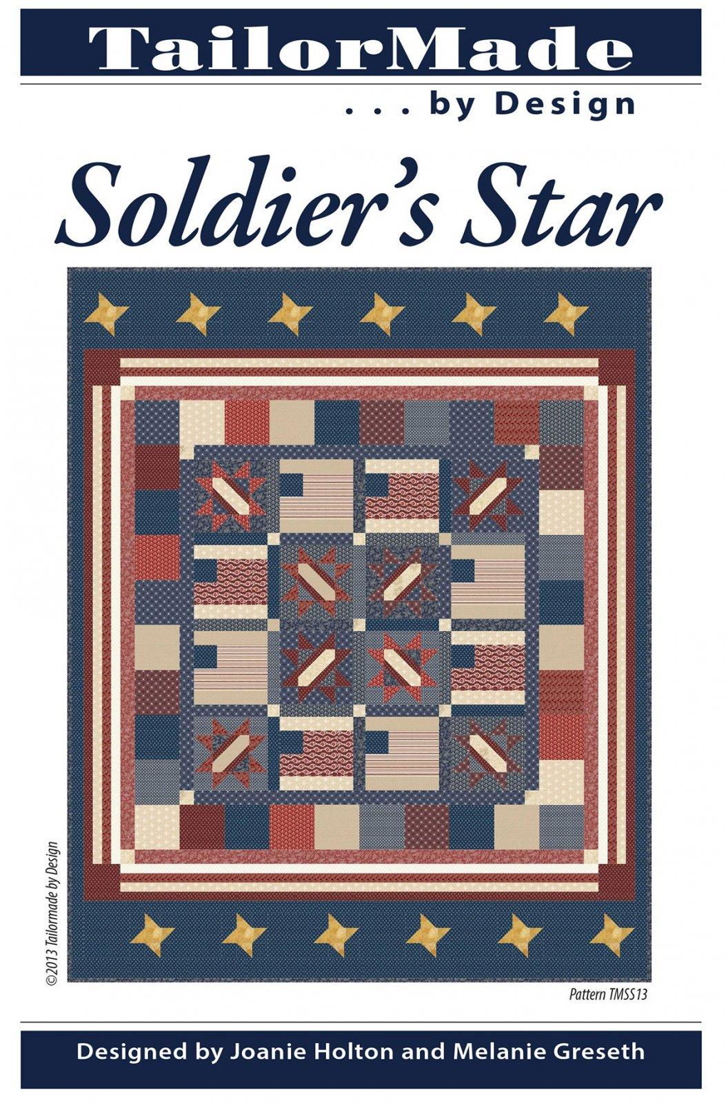Soldier's Star Quilt