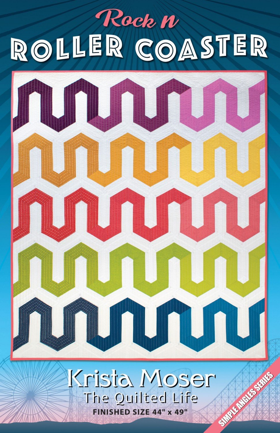 Rock N Roller Coaster Pattern