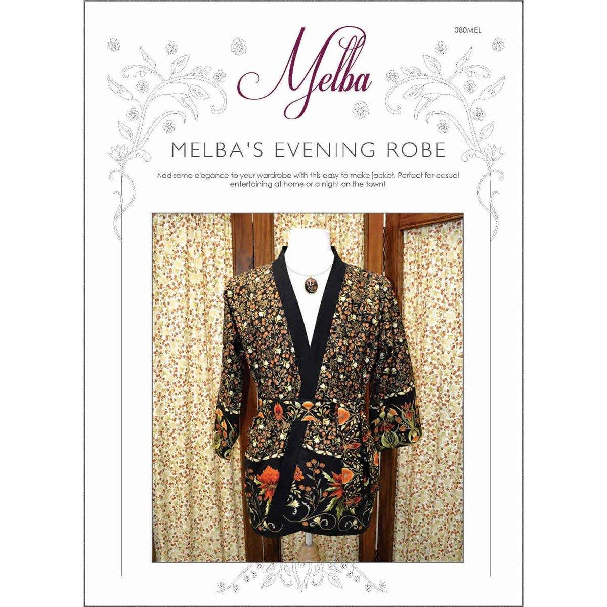 Melbas Evening Robe