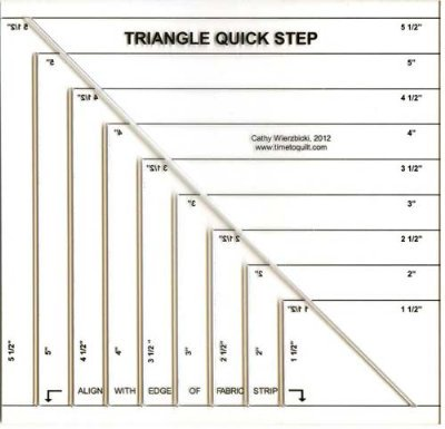 Triangle Quick Step