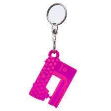 Tula Pink Sewing Machine Fob - Acrylic