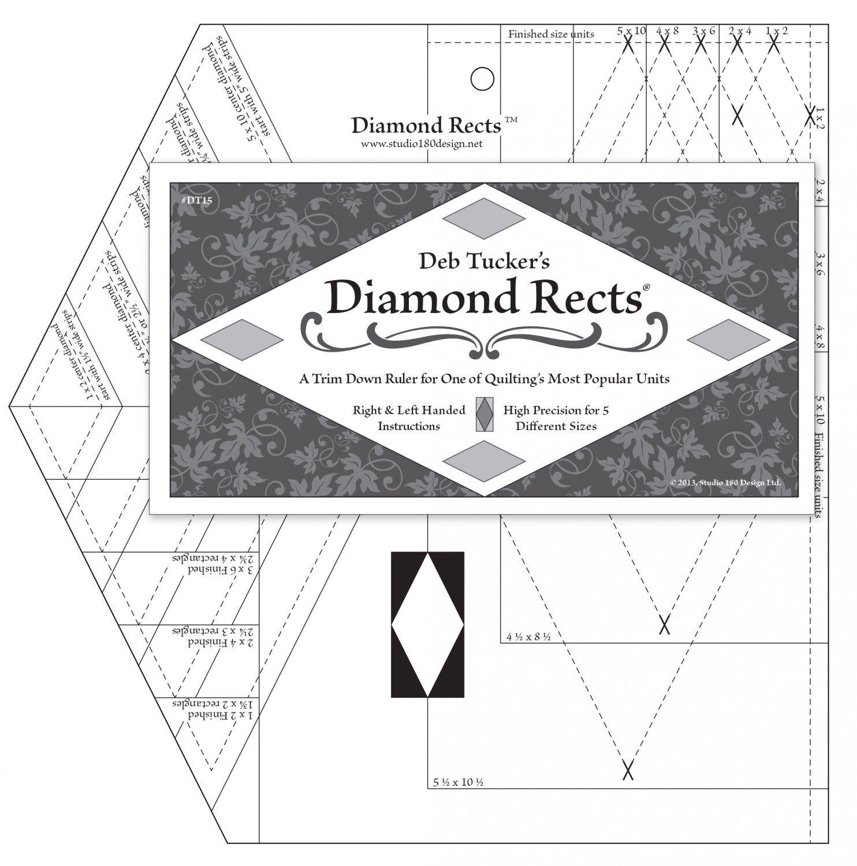 Diamond Rects