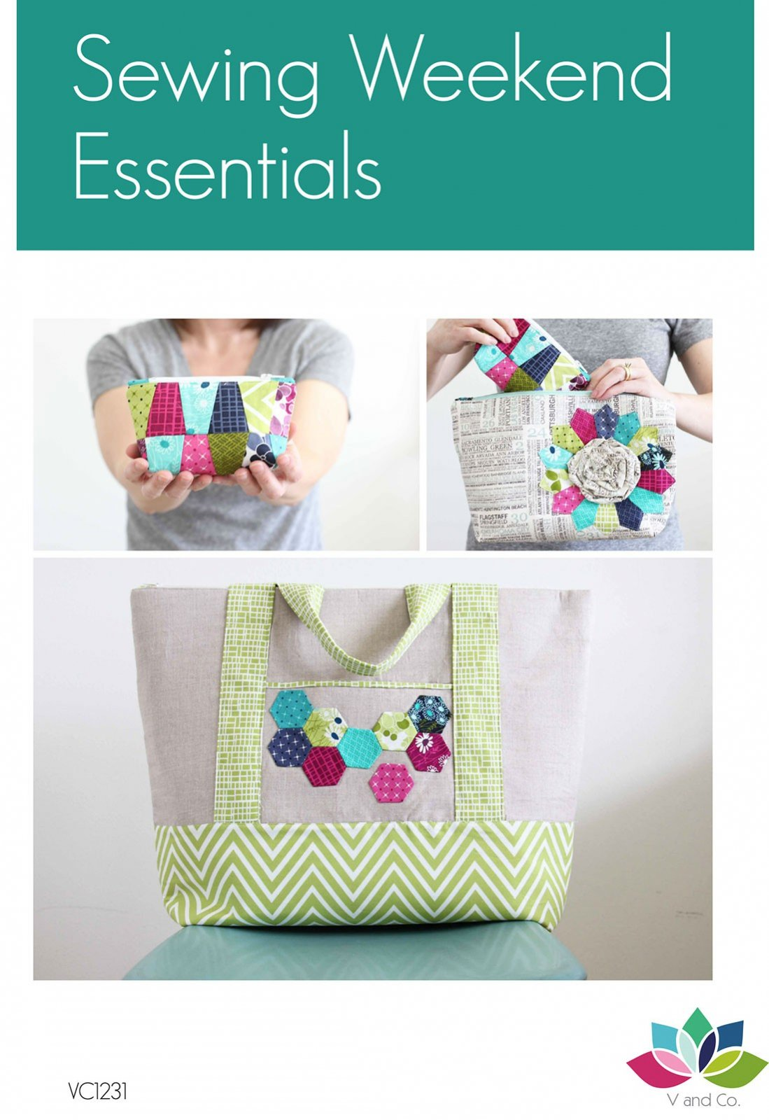 Sewing Weekend Essentials Bags