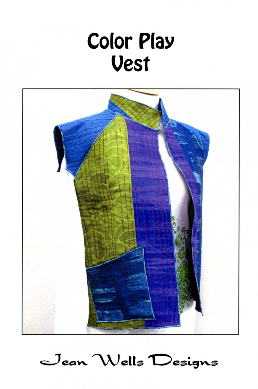 Color Play Vest