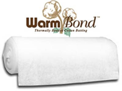 Warm Bond 80% Cotton/20% Polyester Full Roll 90 x 15 yds