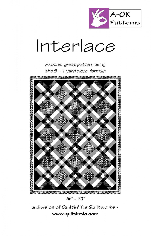 Interlace A Ok 5 Yard Pattern