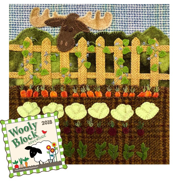 Wooly Block Adventure 2018 Moosechief Kit