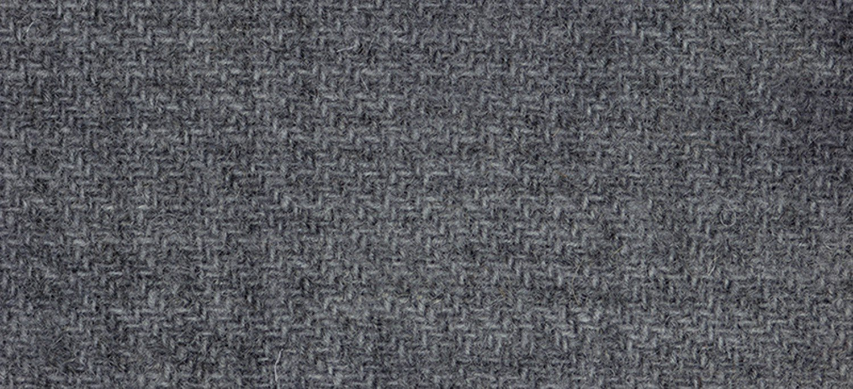 Wool Fat Quarter Glen Plaid Gunmetal
