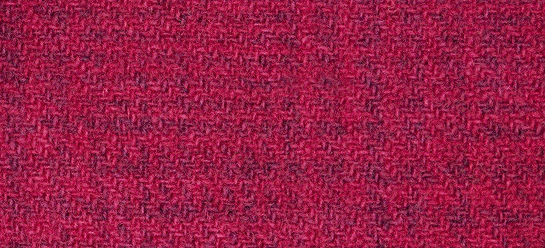 Wool Fat Quarter Glen Plaid Garnet