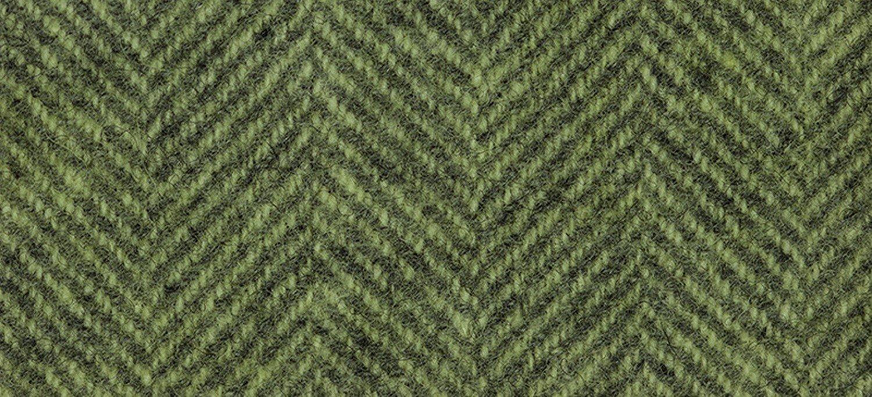 Wool Fat Quarter Herringbone Artichoke