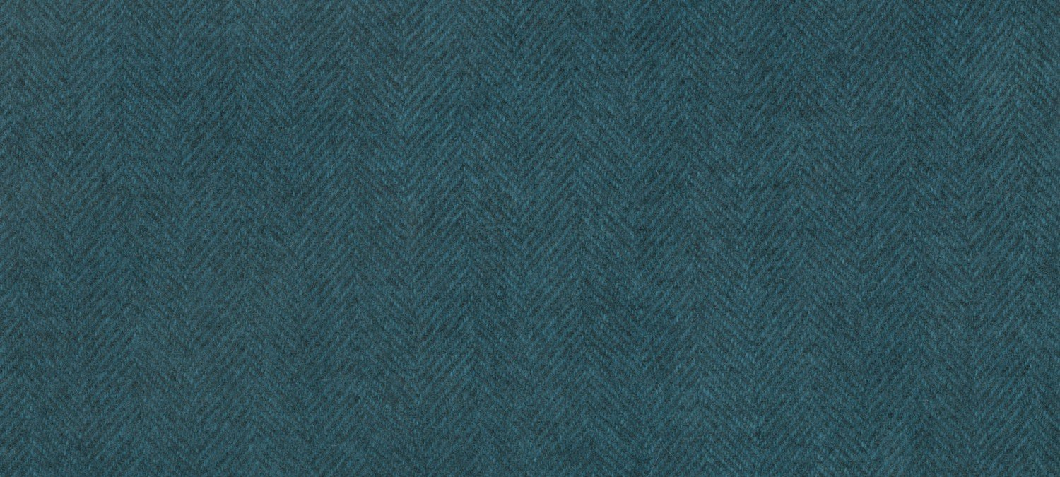Wool Fat Quarter Herringbone Islamorada