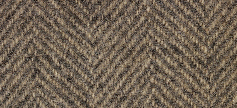 Wool Fat Quarter Herringbone Sand