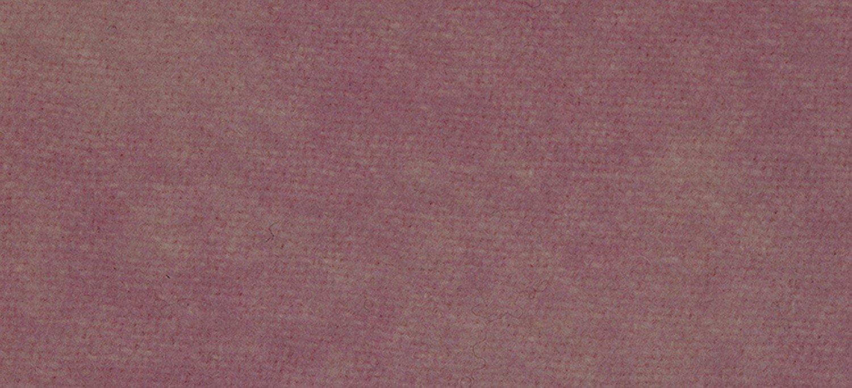 Wool Fat Quarter Solid Emma's Pink